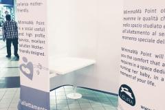 Centre-commercial-il-castello-sant-angelo-lodigiano-espace-pour-les-meres-et-les-bebes-leura