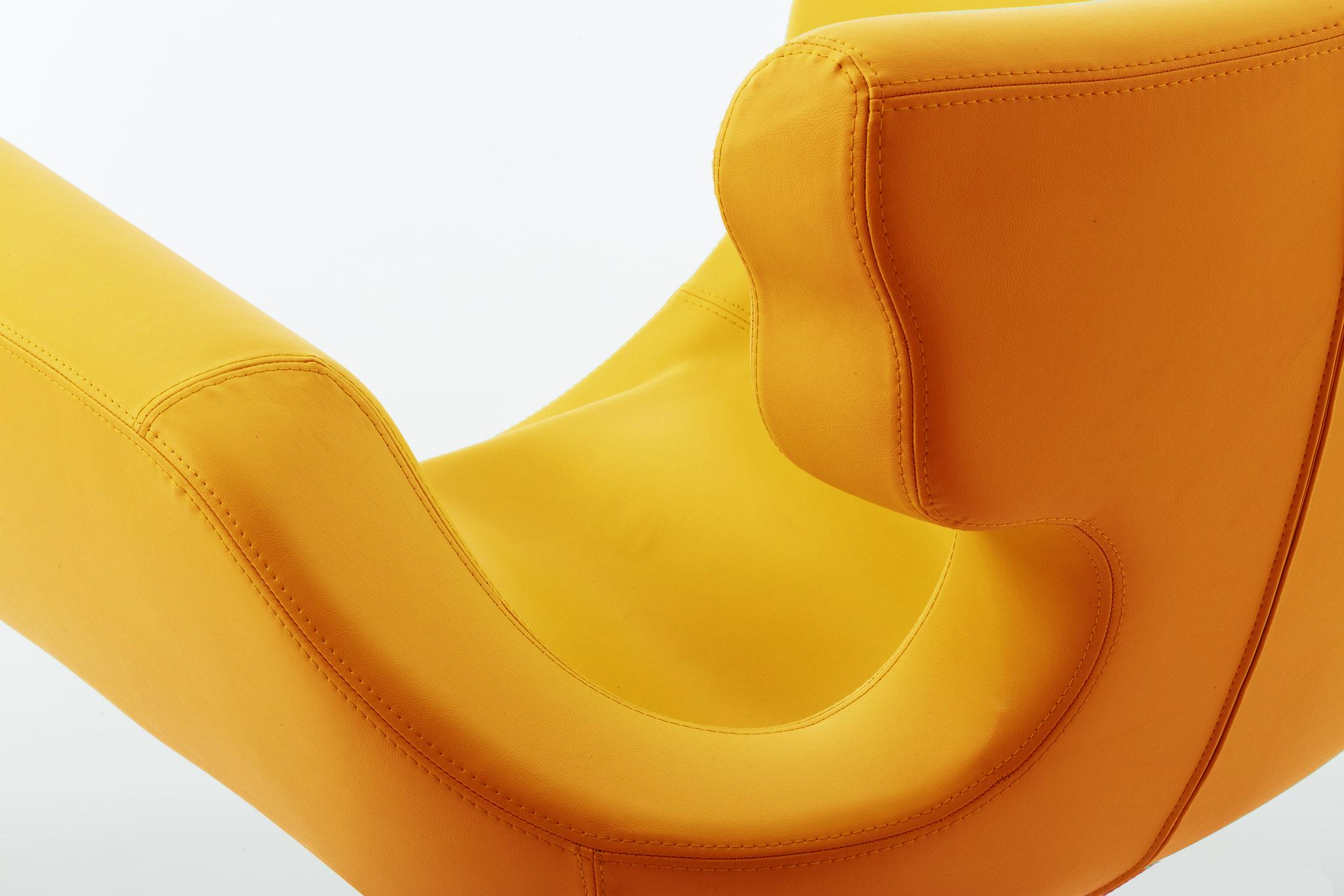 poltrona mimmama giallo