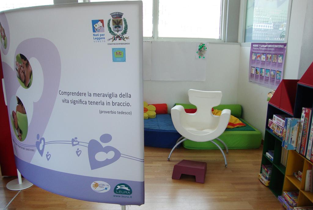 baby-pit-stop-unicef-spazio-allattamento-in-biblioteca-comunale-bussolengo